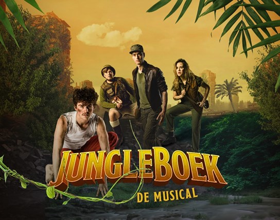Theater Terra - Jungleboek de Musical (6+)